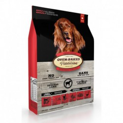 OBT Nourriture Chien/ Agneau 2.2 lbs Petites Bouch OVEN BAKED TRADITION Dry Food