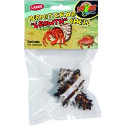 """Hermit Crab """"Growth"""" Shell (1 Pack)LG"""