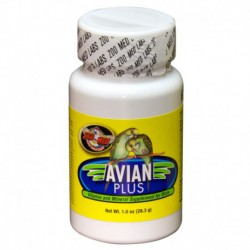 Avian Plus Vitamin & Mineral Supplement1 OZ