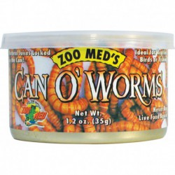Can O' Worms (300 worms / can)1.2 OZ
