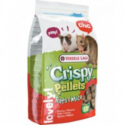 **SEE H-461520** VL - CRISPY PELLETS (RATS & MICE) 1kg