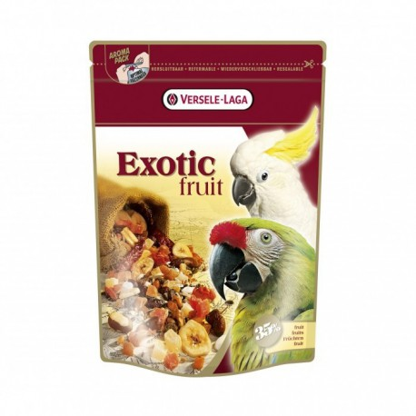 VL - EXOTIC FRUITS PERROQUETS 600g VERSELE-LAGA Nourritures