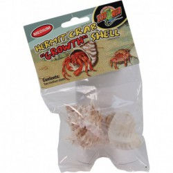 """Hermit Crab """"Growth"""" Shell (2 Pack)MED"""
