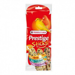 VL  PRESTIGE STICKS CANARIS 3 SAVEURS 90g