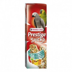 VL  PRESTIGE STICKS Perroquets Fruit exotique 2x 70g