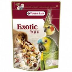 VL - EXOTIC LIGHT PERROQUETS & GDES PERRUCHES 750g VERSELE-LAGA Nourritures