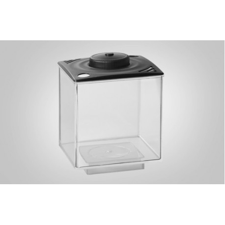 ELIVE - BETTA CUBE WITH LED 0,75gal BLACK TOP
