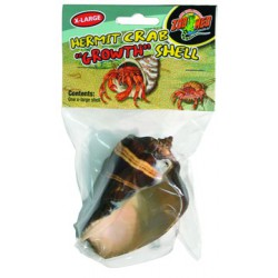 """Hermit Crab """"Growth"""" Shell (1 Pack)X LG"""