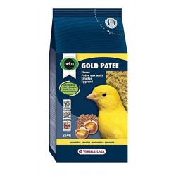 VL - ORLUX GOLD PÂTÉE CANARIS 250g VERSELE-LAGA Nourritures