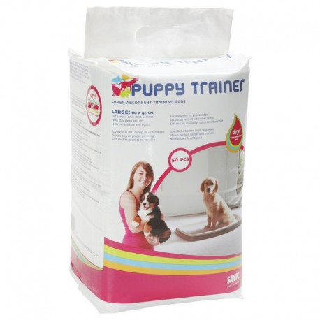 SAVIC PUPPY TRAINER  50 RECHARGES LARGE