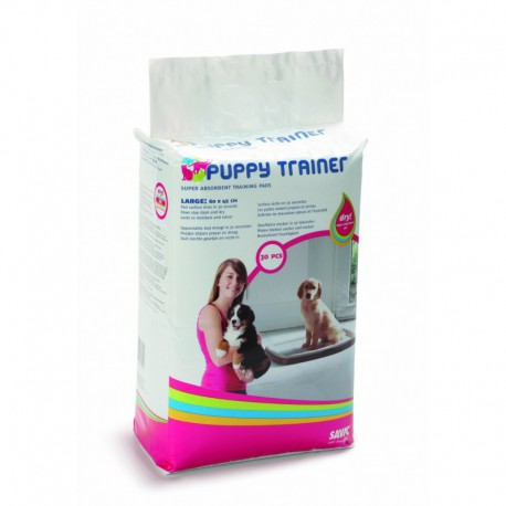 SAVIC PUPPY TRAINER  30 RECHARGES LARGE