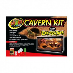 Cavern Kit with Excavator Sand12 LB