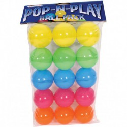 Extra Ball Pack - Pop-N-Play MARSHALL Jouets