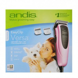 ANDIS EASY CLIP GROOMING KIT 12PCS