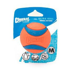 Chuck It Compatible Glow Ball 1pk Med