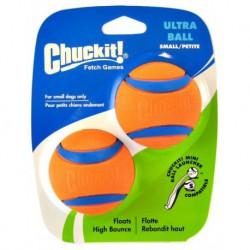 CHUCK IT! Balle Ultra Petite Paquet de 2 Compatibl