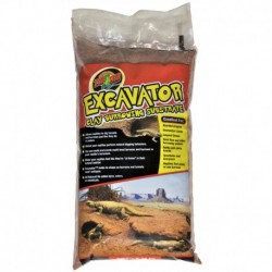 Excavator Clay Burrowing Substrate5 LB