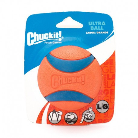 CHUCK IT! Balle Ultra Grande Compatible avec Lance-Balles