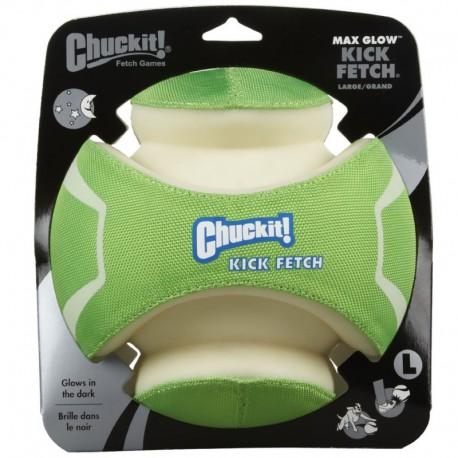 CHUCK IT! Lightplay « Max Glow Kick Fetch » Grand CHUCK IT! Jouets