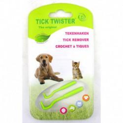 Promo- -  juin - Tick Twister Enlève Tiques