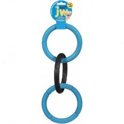 JW Caoutchouc Naturel Chaines Invincible Triple JW PET PRODUCTS Toys
