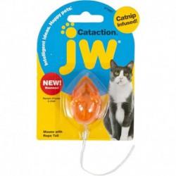 JW Cataction Souris Cataction Avec Queue & Clo JW PET PRODUCTS Toys