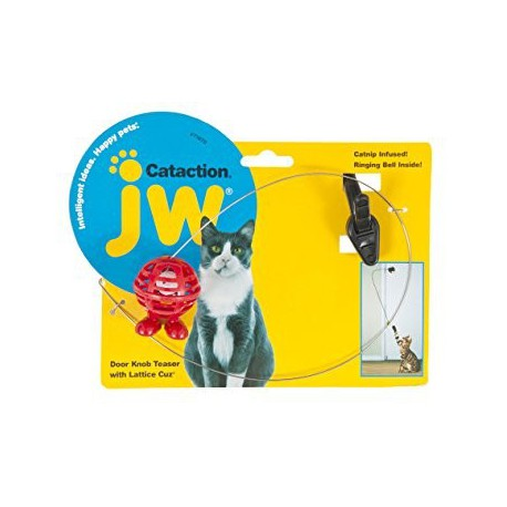 JW Cataction Agace-Chat Cataction avec Cuz