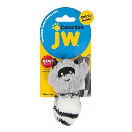 JW Cataction Jouet Pluche pour Chat (Herbe à Chat)- Râton