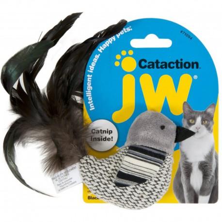 JW  Cataction  Oiseau Noir & Blanc  Cataction
