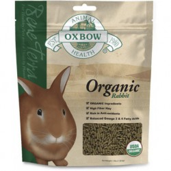 OXBOW RONGEUR NOURRITURE ORGANIC BOUNTY LAPIN 3LBS