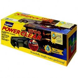 Stérilisateur/clarificateur UV PowerClear 1000 Laguna, 8W,