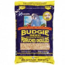 Budgie Staple VME Seed 25lbs-V
