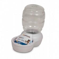Petmate Replendish Waterer White 0.5 gal PETMATE Food And Water Bowls
