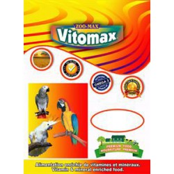 VITOMAX  PERROQUET 18KG