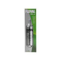 Fluval Disposable CO2 Cartridge1x88gfits A7545