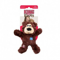 KONG Wild Knots Ourson Petite/Moyenne KONG Toys