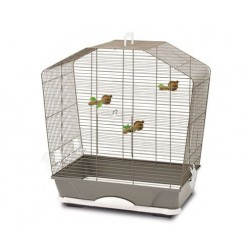 SAVIC CAGE CAMILLE 40 GRIS CHAUD