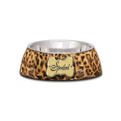 LOVING PETS MILANO CHIEN/CHAT BOL ''SPOILED'' LEOPARD GRAND