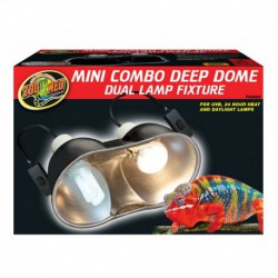 Mini Combo Deep Dome Lamp