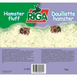 RIGA FLUFF FOR NEST HAMSTER 56g
