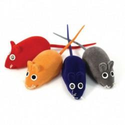BURG Cat Toy-SqueakMice/4