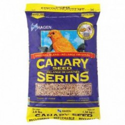 Canary Staple VME Seed,11.34kg-V