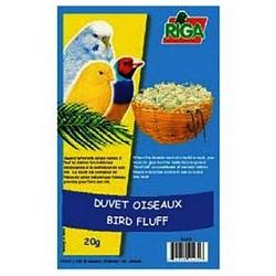 RIGA FLUFF FOR BIRD NEST 20g