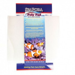 SE Poly Filter Pad 18 x10