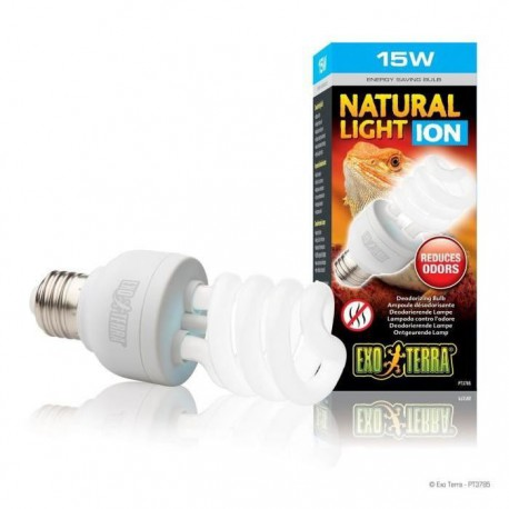Ampoule ionisante Repti Glo EX, 15 W