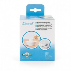 DRINKWELL - FILTRE MOUSSE POUR FONTAINE 360