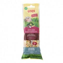 LW Hamster Vegetable Stick, 2-pack 112gr