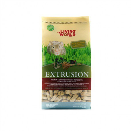 LW Aliments Extrudés Hamsters, 680 G-V