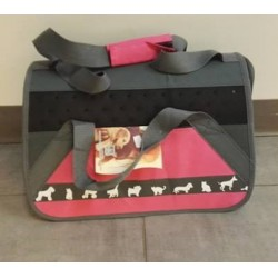 TUFF CRATE Front Load Carrier Pink