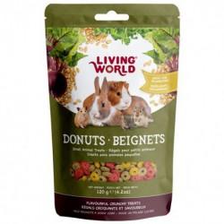 Beignets LW pour petits animaux, 120g (4,2oz) *nouvel emb